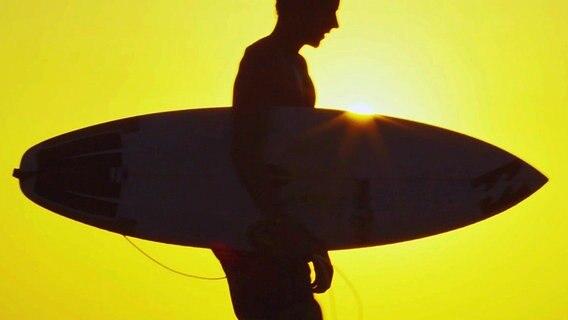 Surfer © NDR