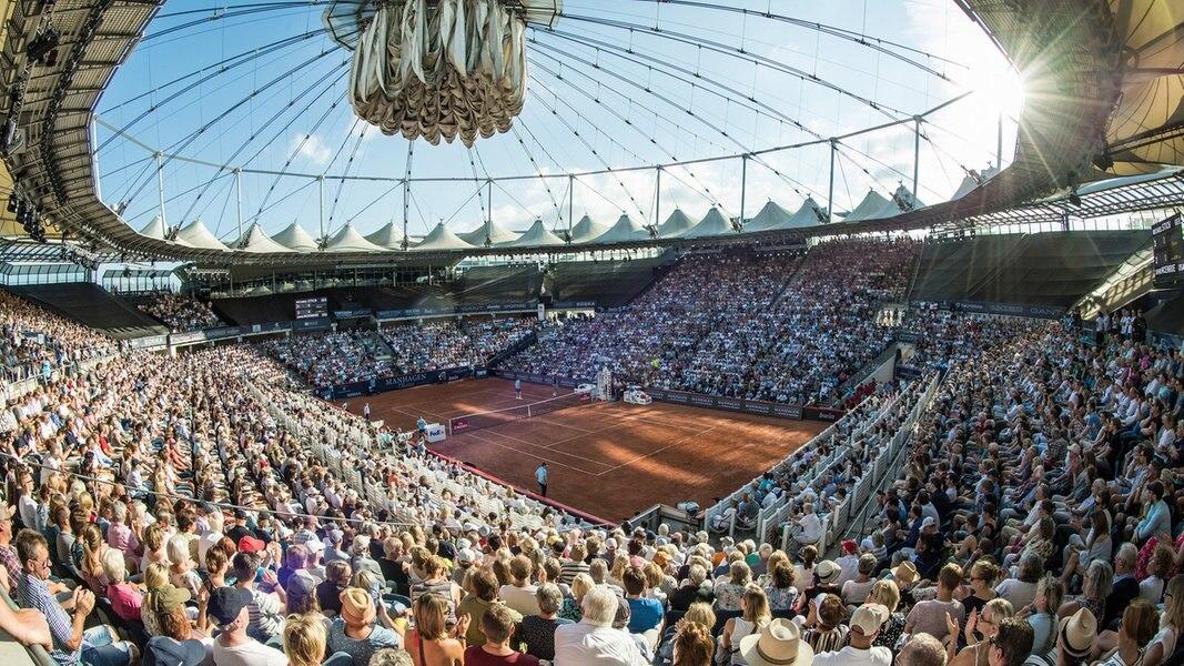 Rothenbaum Hamburg Tennis