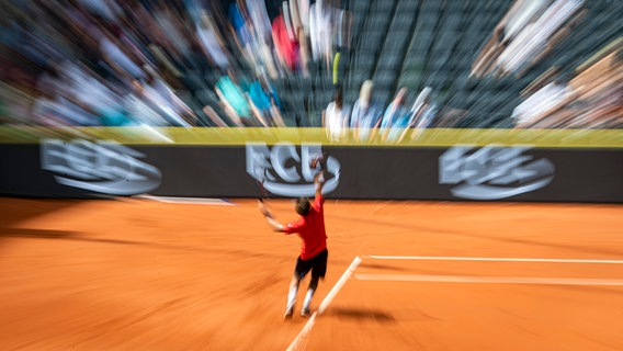Tennis am Hamburger Rothenbaum © Hamburg European Open/Alexander Scheuber