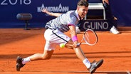 Dominic Thiem am Hamburger Rothenbaum © Witters