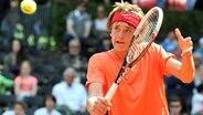Tennis Talent Alexander Zverev Beim Turnier in Düsseldorf © picture alliance / Tatjana Servais Photo: Tatjana Servais