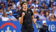 Alexander Zverev © picture alliance / ZUMAPRESS.com