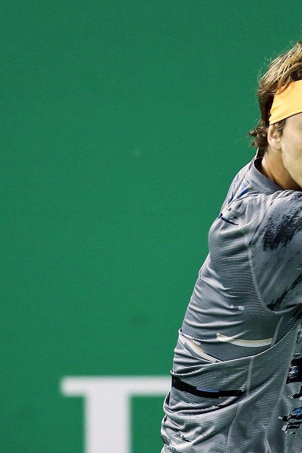 Zverev verliert Finale von Shanghai