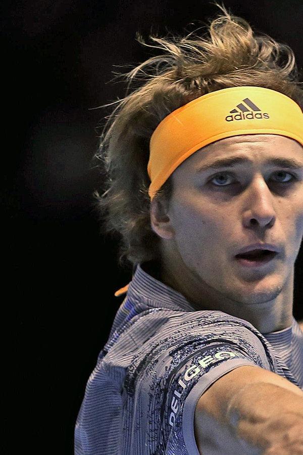 Zverev blickt zuversichtlich auf die neue Tennis-Saison