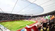 Visualisierung Olympiastadion innen © gmp | bloomimages
