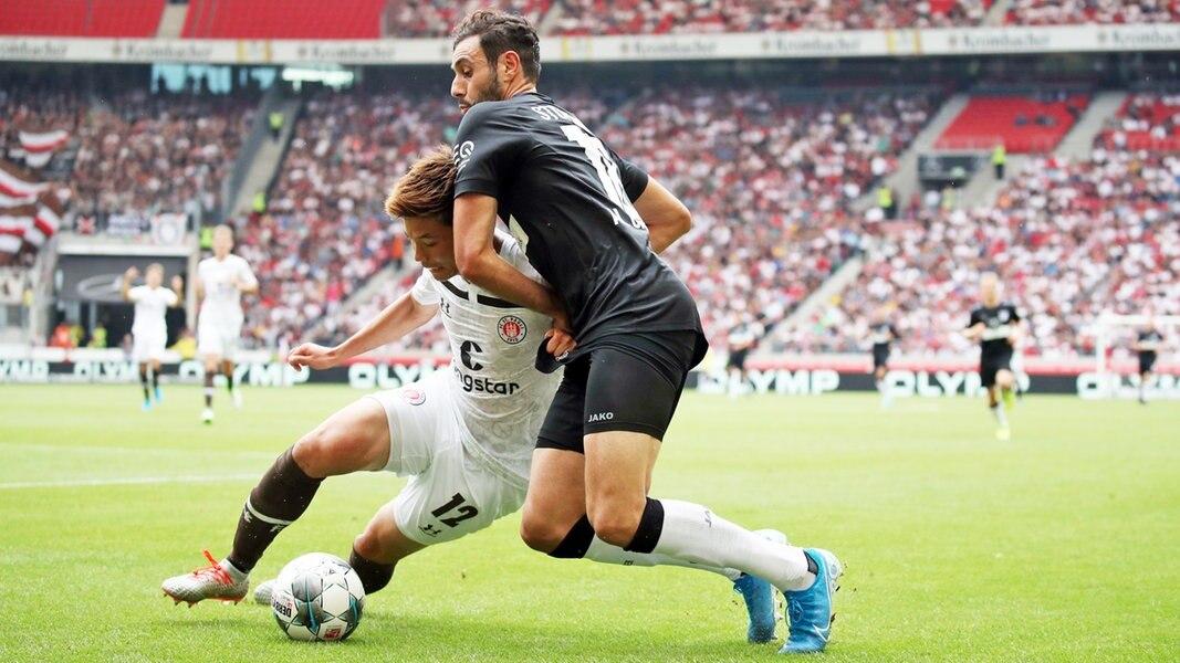 St. Pauli in letzter Minute geschlagen