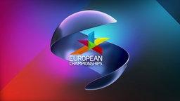 Das Logo der European Championships und der Sportschau © WDR