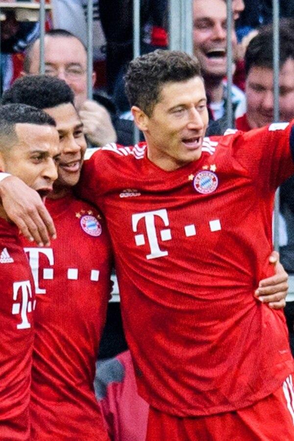"""""""Torminator"""" Lewandowski: Trifft er wieder?"""