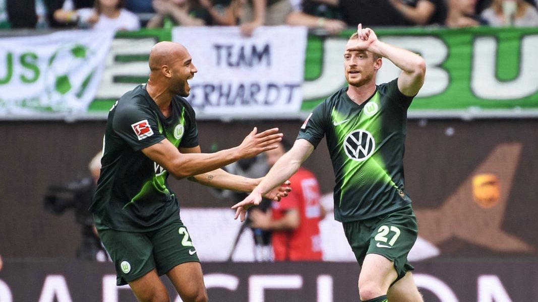 VfL Wolfsburg feiert Auftaktsieg gegen Köln