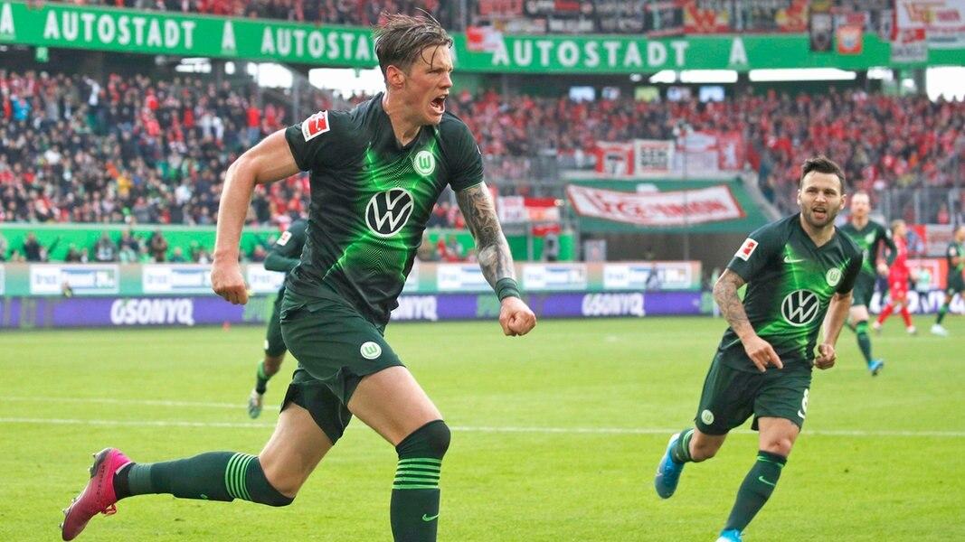 Wolfsburg Gegen Union