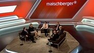 "Die Talkshow ""Maischberger"" © ARD Foto: Screenshot"