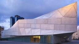 Das Museum of Art in Tel Aviv. © KAN