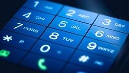 Smartphone Telefon-Tastatur. © iStockphoto Foto: Krystian Nawrockii