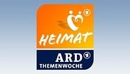 Logo der ARD Themenwoche Heimat © ARD Foto: -