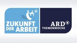 Logo der ARD Themenwoche Zukunft der Arbeit © ARD Fotograf: -