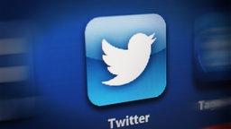 Das Twitter Logo auf einem Computermonitor. © iStock, twitter.com Foto: Petrovich9, twitter.com