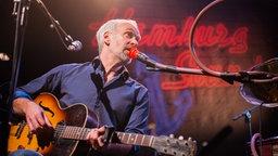 Martin Gallop bei seinem Auftritt bei Hamburg Sounds in der Fabrik. © NDR Fotograf: Jan Sauerwein
