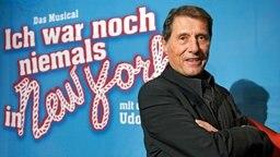"""Udo Jürgens präsentiert sein neues Musical """"Ich war noch niemals in New York"""" in Hamburg © NDR / Stage Entertainment GmbH"""