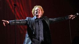 Mick Hucknall singt live mit Simply Red am 2. November 2015 in Hamburg. © NDR/Mirko Hannemann Foto: Mirko Hannemann