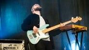 Tom Walker auf der Bühne beim Hurricane-Festival 2018 in Scheeßel. © NDR Fotograf: Benjamin Hüllenkremer
