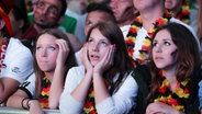 Impressionen der WM 2014 beim Public Viewing in Hannover © NDR Fotograf: Axel Herzig