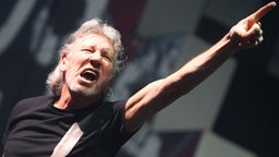 """Roger Waters beim Konzert """"The Wall"""" in Hamburg 2011 © NDR 2 Foto: Mirko Hannemann"""
