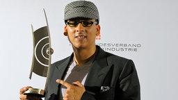 Naidoo bekommt 2010 einen Echo © dpa