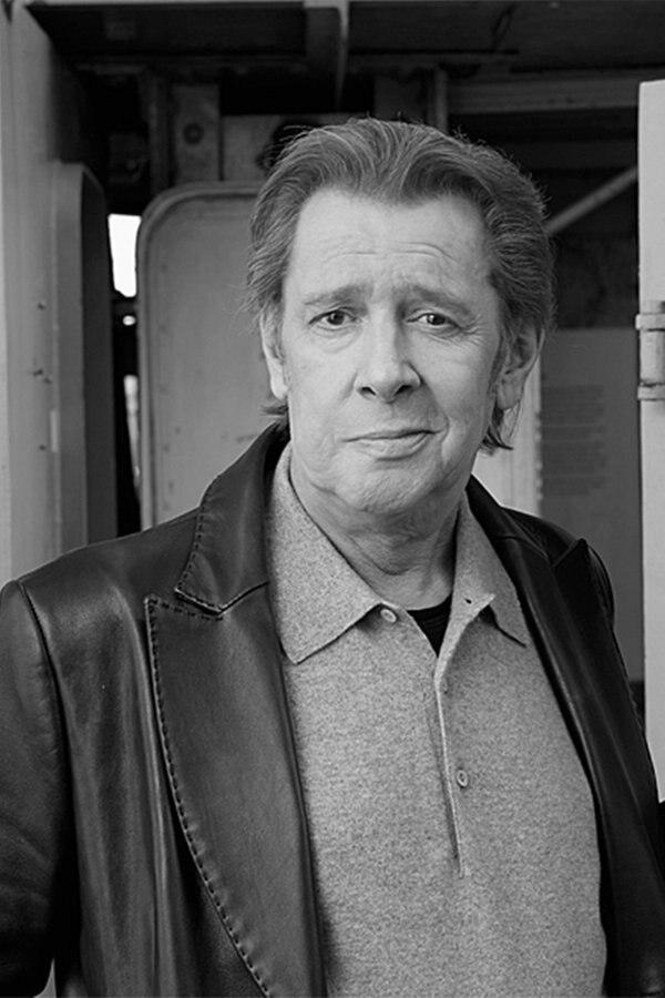 Schauspieler Jan Fedder