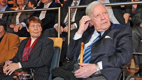 Ruth Loah: Die letzte Liebe von Helmut Schmidt ist tot