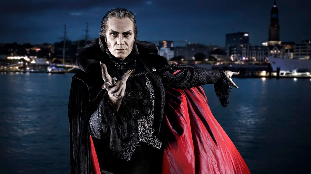 Tanz Der Vampire In Hamburg