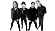 Die Band Metallica. © Universal Music