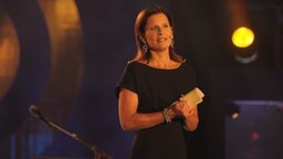 Radiopreis-Moderatorin Katrin Müller-Hohenstein am 17. September 2010 in Hamburg. © NDR Foto: Marco Maas