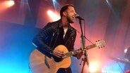 James Morrison live 2015 in London. © picture alliance / empics
