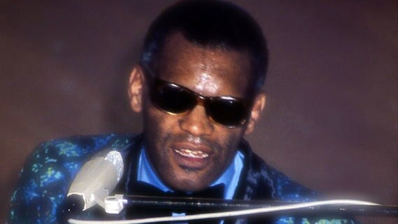 Ray Charles in der Hamburger Musikhalle 1967. © Robert Günther Foto: Robert Günther