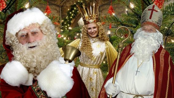 Weihnachtsmann Ursprung