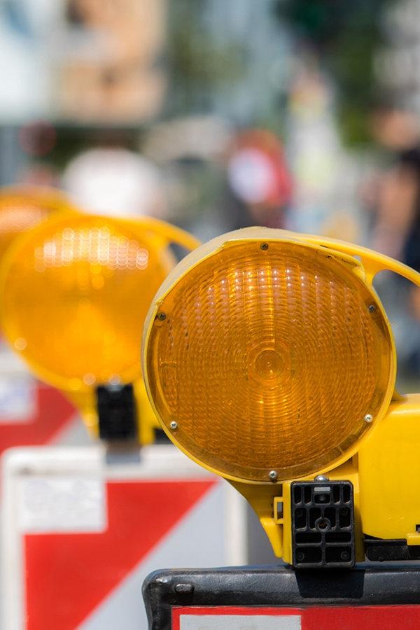 Bauarbeiten: Auch Cuxhavener Straße betroffen
