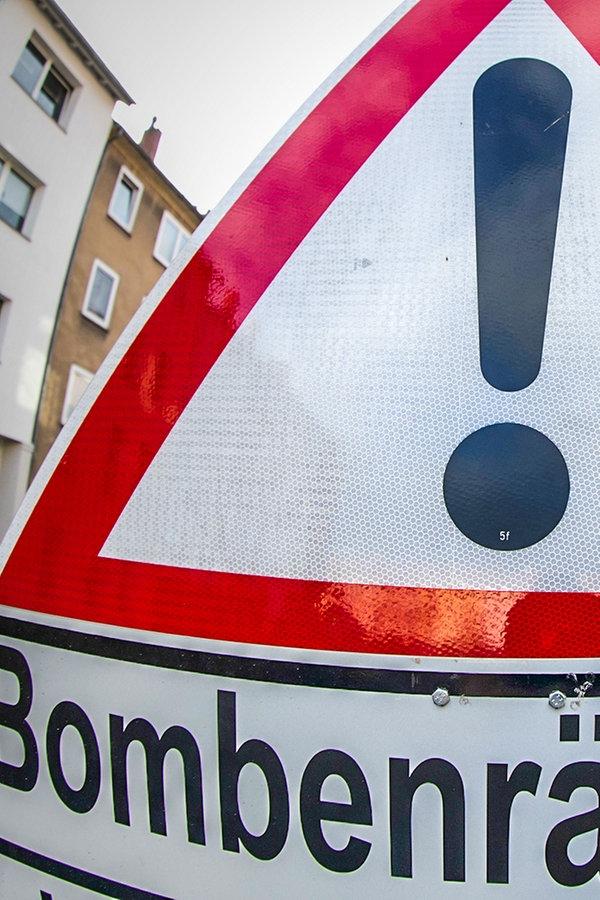Mögliche Bombe: Evakuierung in Osnabrück läuft