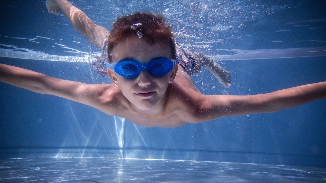 Intensivkurse als Lösung für ausgefallenen Schwimmunterricht?