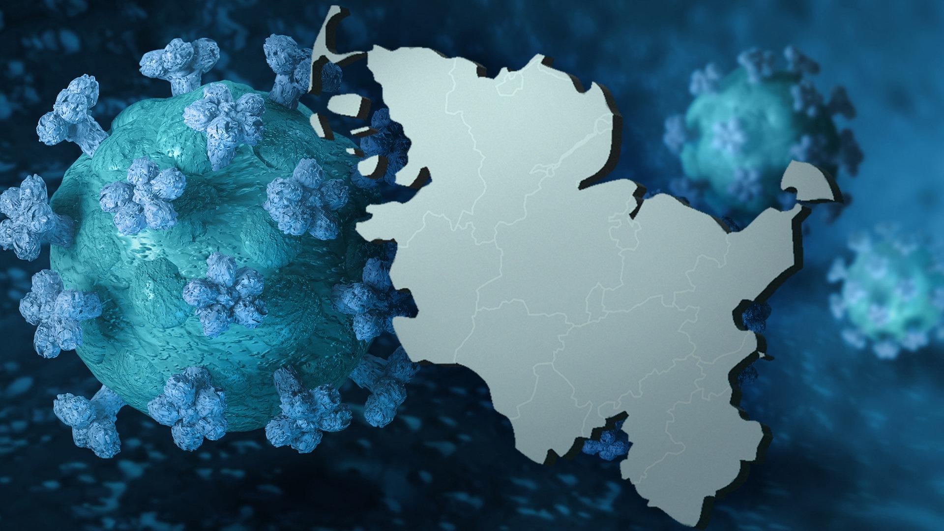 Coronavirus In Sh Ubersicht Uber Die Infektionen Ndr De Nachrichten Schleswig Holstein