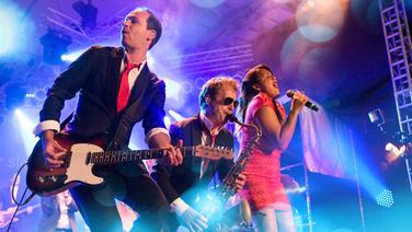 Die Hermes House Band © NDR Foto: Michael Reimers