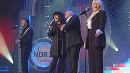 Die MusikShow 2005 in Neumünster: Brotherhood of Man