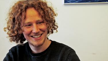 Musiker und Sänger Michael Schulte. © NDR Fotograf: Jannis Lippisch