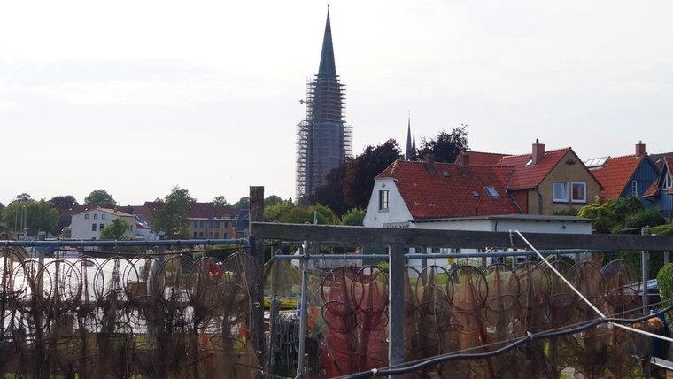 Ein neues Foto der Schlewsig Holmer Bucht © NDR Foto: Peer-Axel Kroeske