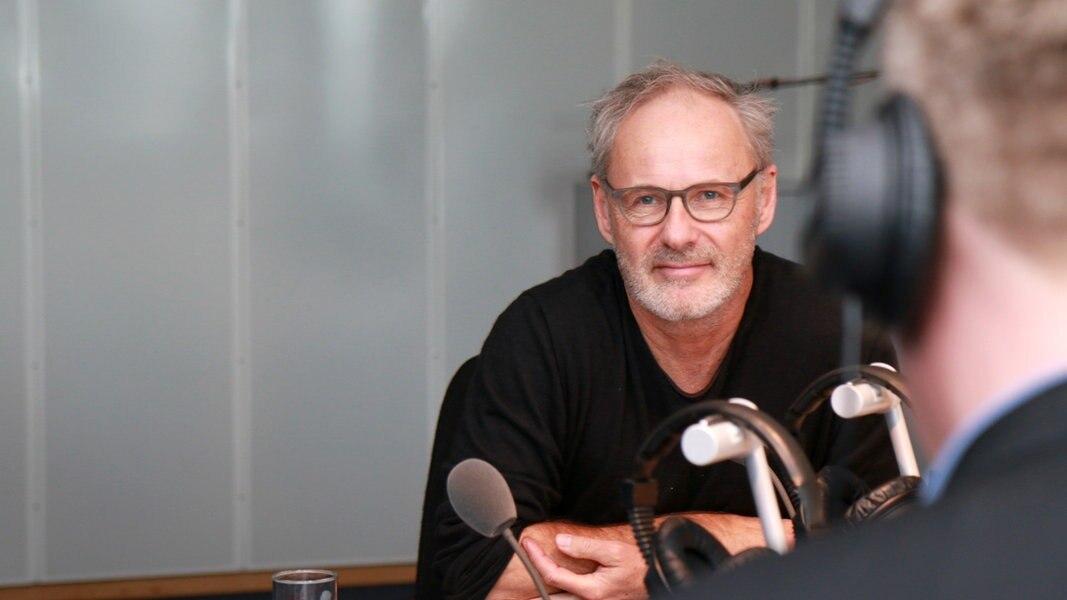 Reinhold beckmann zu gast bei jan malte andresen ndr 1 welle nord sendungen for Moderatoren ndr talkshow