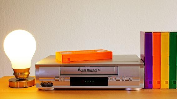 VHS-Recorder © Fotolia.com Foto: Kramografie