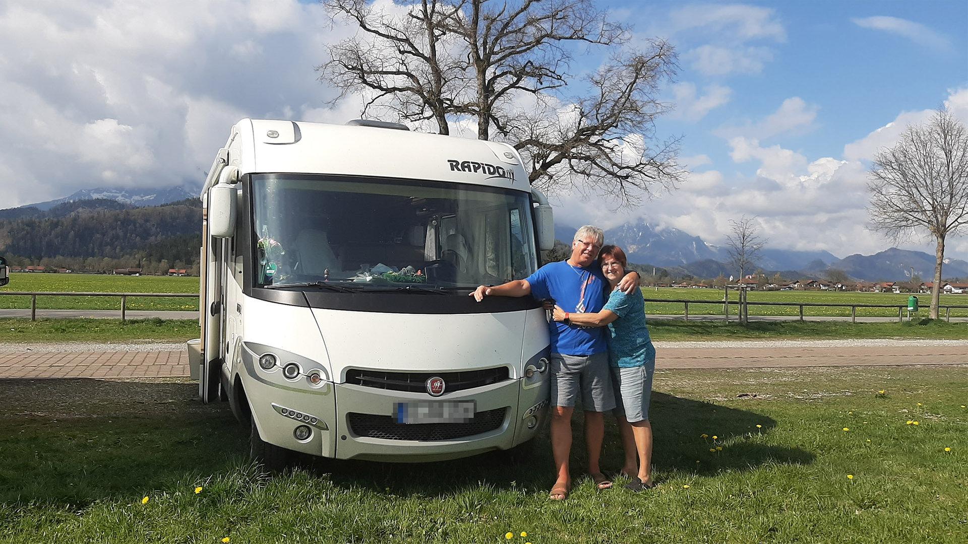 Mit dem Wohnmobil quer durch Europa während Corona  NDR.de - NDR