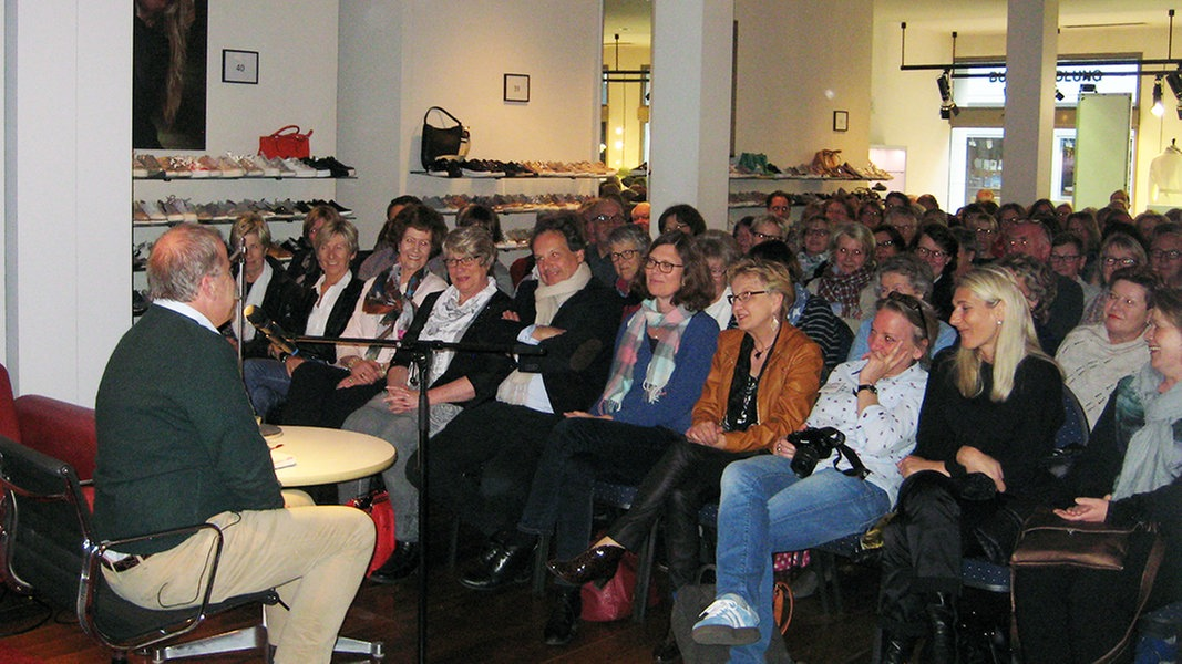 Hubertus Meyer-Burckhardt liest für Kinder | NDR.de ...