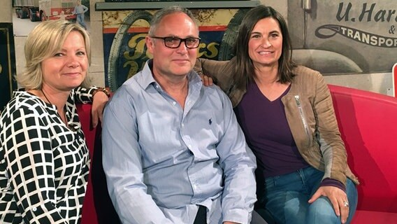 Mit Inka Schneider Und Dem Roten Sofa In Jübeck Ndrde Wünsch